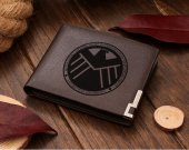 Agents of SHIELD Leather Wallet