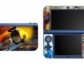 Legend of Korra NEW Nintendo 3DS XL LL Vinyl Skin Decal Sticker