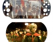 Final Fantasy Type-0 HD PS Vita 2000 Vinyl Skin Decal Sticker