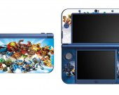 Skylanders NEW Nintendo 3DS XL LL Vinyl Skin Decal Sticker