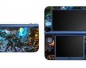 World Of Warcraft NEW Nintendo 3DS XL LL Vinyl Skin Decal Sticker