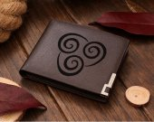 Avatar The Last Airbender Air Nomad  Leather Wallet