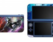 Silver Surfer NEW Nintendo 3DS XL LL Vinyl Skin Decal Sticker