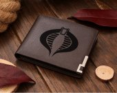 Cobra Command Leather Wallet