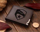 GI JOE Eagle Leather Wallet