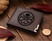 Hail Hydra Leather Wallet