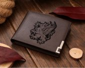 Dragon age gray wardens Leather Wallet
