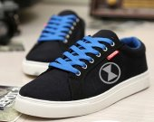 BLACK WIDOW Canvas Sneakers Sport Casual Shoes