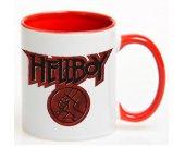 Hellboy Ceramic Coffee Mug CUP 11oz