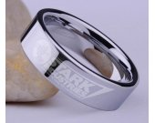 Tony Stark Industries Stainless Steel Ring