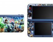 Lego Star Wars NEW Nintendo 3DS XL LL Vinyl Skin Decal Sticker