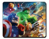 Lego Super Heroes MOUSEPAD Mouse Mat Pad