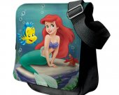 The Little Mermaid Messenger Shoulder Bag