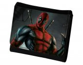 Dead pool PU Leather Wallet