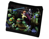 Teenage Mutant Ninja Turtle TMNT  PU Leather Wallet