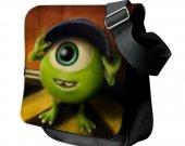 Mike Wazowski Monsters inc Messenger Shoulder Bag