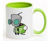 Invader Zim  Ceramic Coffee Mug CUP 11oz