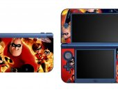 The Incredibles  NEW Nintendo 3DS XL LL Vinyl Skin Decal Sticker