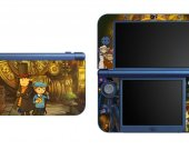 Professor Layton  NEW Nintendo 3DS XL LL Vinyl Skin Decal Sticker