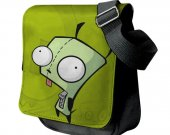 Invader Zim Messenger Shoulder Bag