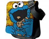 Cookie Monster Messenger Shoulder Bag
