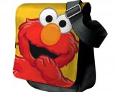 Elmo Messenger Shoulder Bag