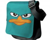 Perry the Platypus Phineas and Ferb Messenger Shoulder Bag