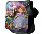 Princess Sofia Messenger Shoulder Bag