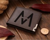 Maroon 5 Leather Wallet