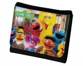 Sesame Street PU Leather Wallet