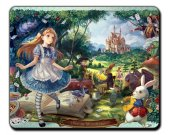 Alice in Wonderland  MOUSEPAD Mouse Mat Pad