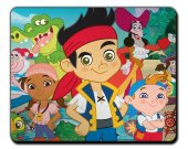 Jake and the Neverland Pirates  MOUSEPAD Mouse Mat Pad