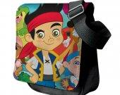 Jake and the Neverland Pirates  Messenger Shoulder Bag