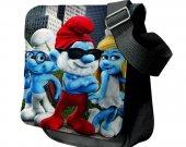 Smurfs  Messenger Shoulder Bag