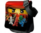 Ninjago  Messenger Shoulder Bag