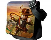Lego Indiana Jones  Messenger Shoulder Bag