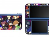 Persona Q NEW Nintendo 3DS XL LL Vinyl Skin Decal Sticker