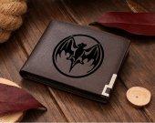 BACARDI BAT Leather Wallet