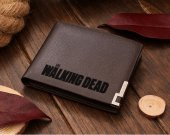 The Walking Dead Leather Wallet