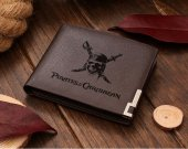Pirates of the Caribbean  Leather Wallet