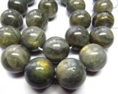 large bulk 12-20mm 5strands enuine labradorite  beads , round ball shiney blue jewelry beads