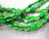 wholesale LOT  8x10mm  turquoise gemstone oval egg  peridot assortment jewelry beads --10strands 16inch/L