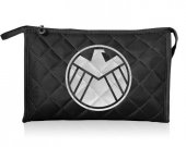 Agents of SHIELD Fabric Cosmetic Makeup Bag