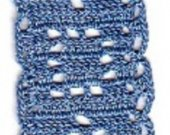 Crocheted I (Heart) Dad Bookmark Kit