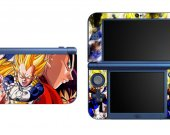 DRAGONBALL VEGETA NEW Nintendo 3DS XL LL Vinyl Skin Decal Sticker