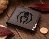 MTG Golgari Swarm Leather Wallet
