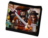 Lego Pirates of the Caribbean PU Leather Wallet