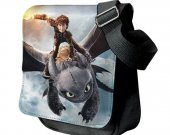 Toothless How To Train Your Dragon  Messenger Shoulder Bag