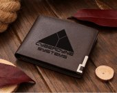 The Terminator Cyberdyne Systems Leather Wallet