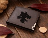 Vampire the Masquerade Gangrel Symbol Leather Wallet